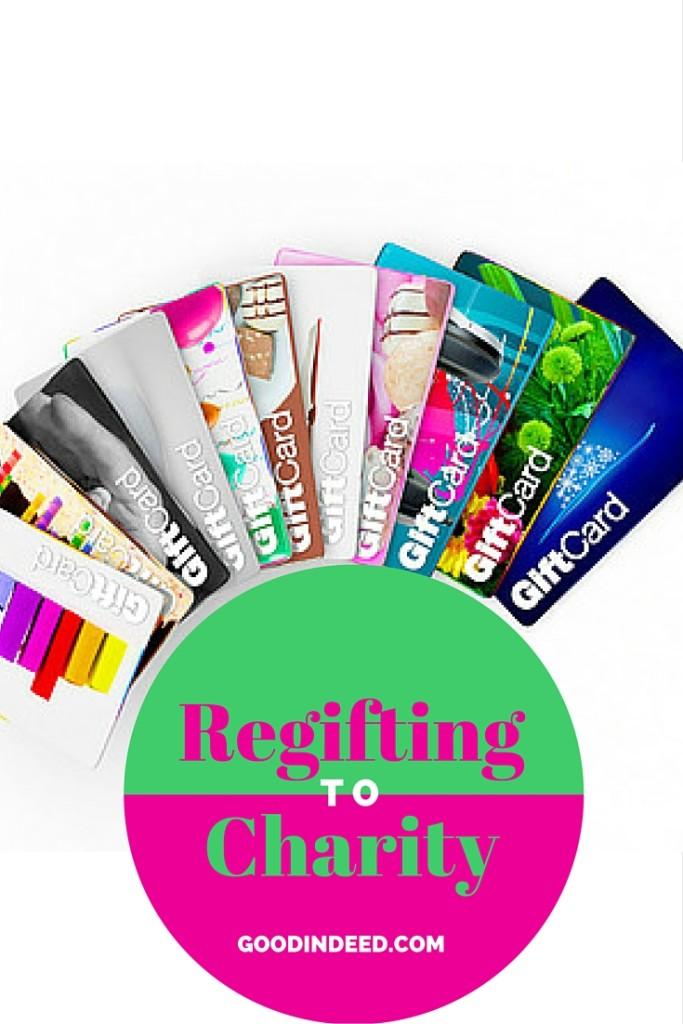 ReGifting Gift Cards
