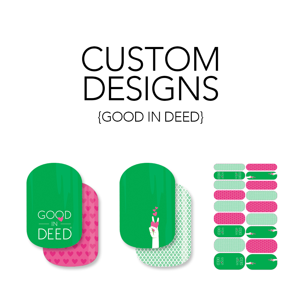 GID | Good In Deed Jamberry Nail Wraps