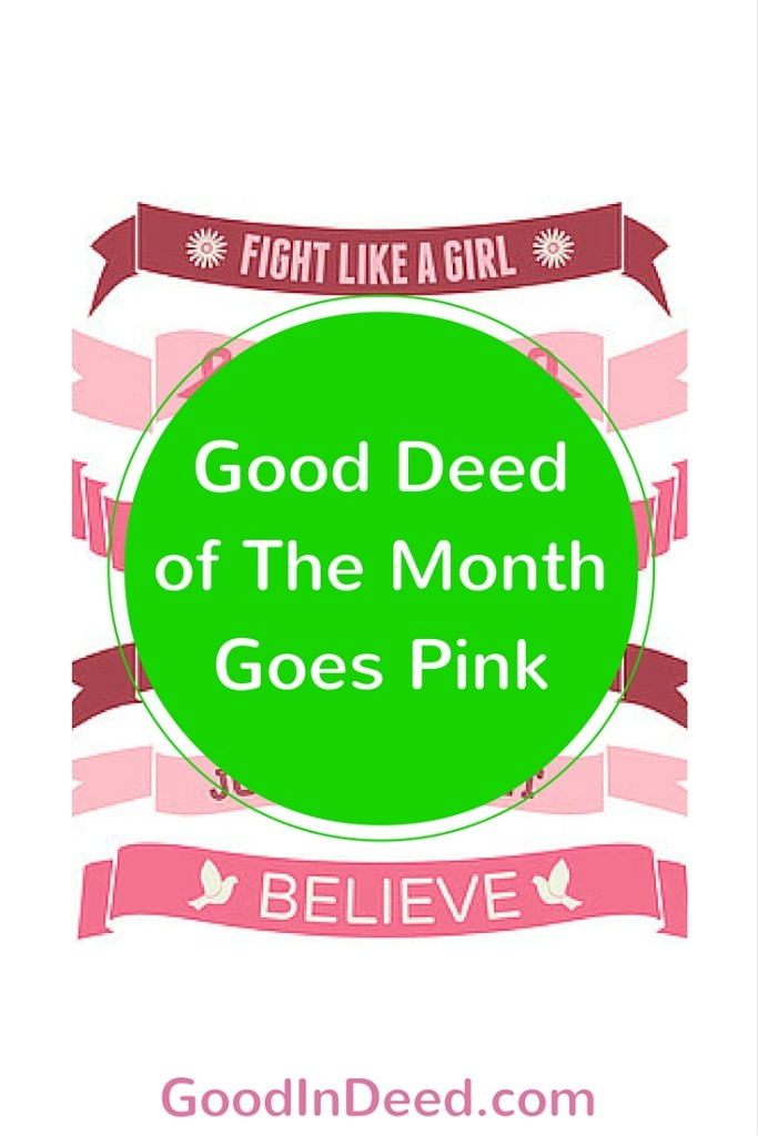 Good Deed of The Month Breast Cancer (1)