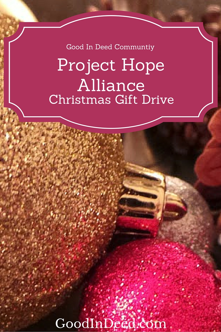 Project Hope Alliance Partners With Good In Deed Community