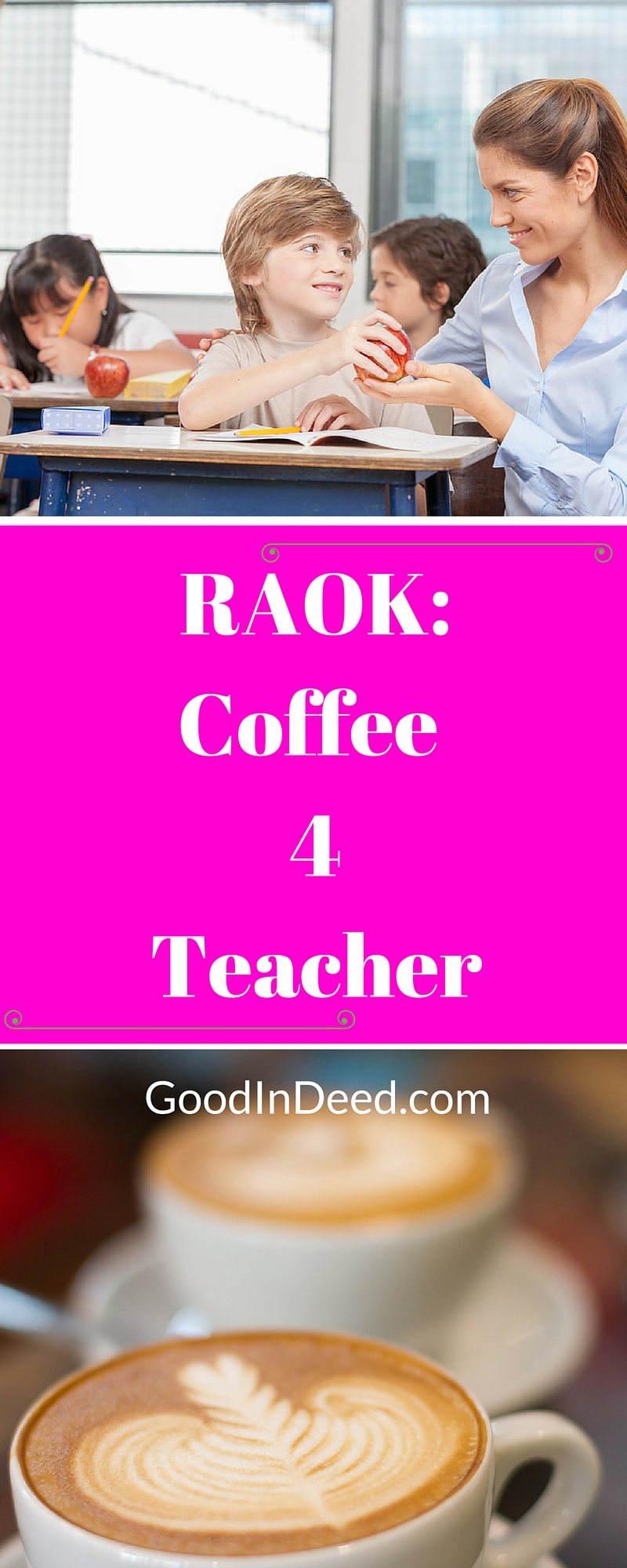 RAOK Coffe For teacher