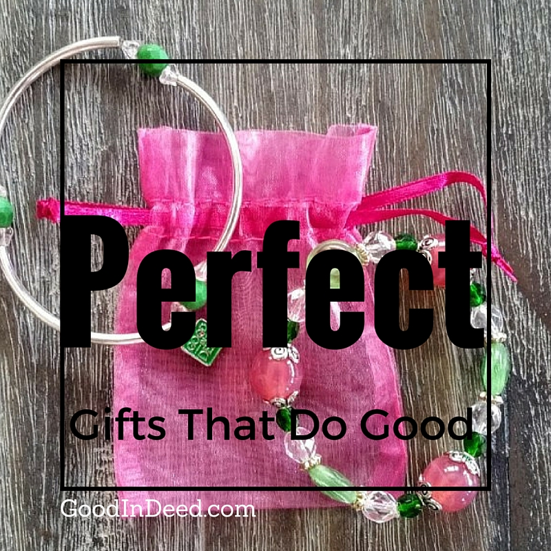 13 Perfect Gifts that Do Good