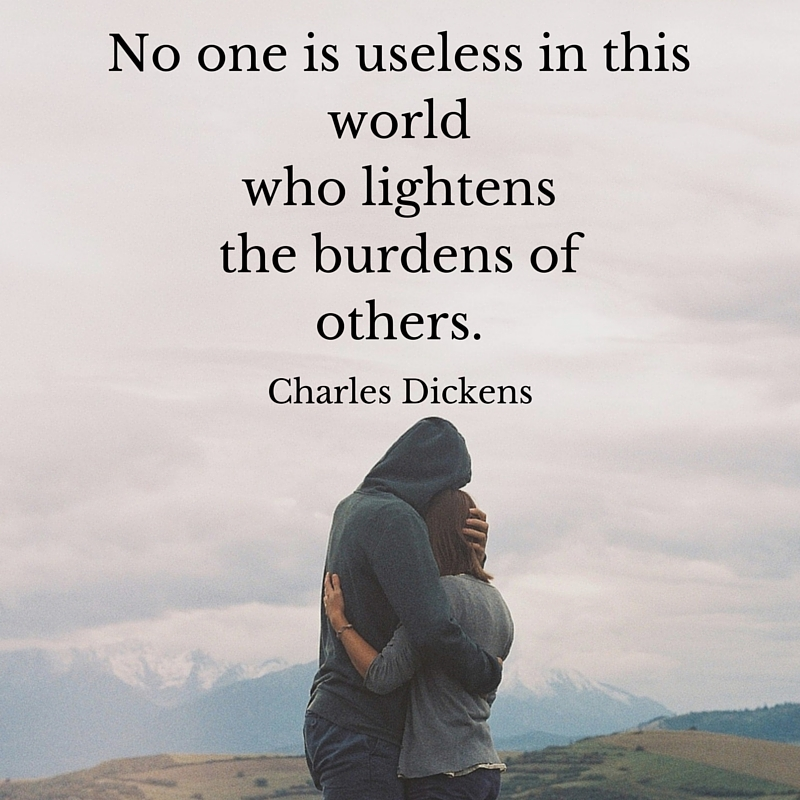 Quotes to Inspire Giving Charles Dickens Couple