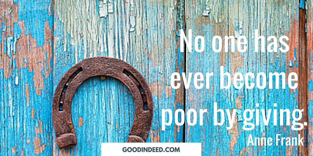 15 Quotes to Inspire Giving
