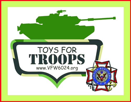 Toys For Troops VFW