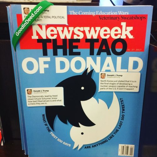 While good In Deed featured in Newsweek is a great opportunity for the site, it's even better for the community of good doers.