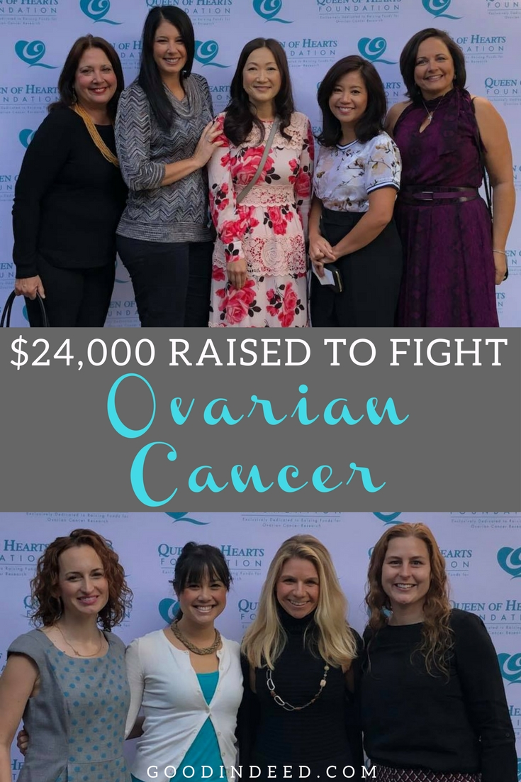 Caren and Cristen are twin sisters, raised in Orange County, who make a difference for women and their families who are suffering from ovarian cancer.