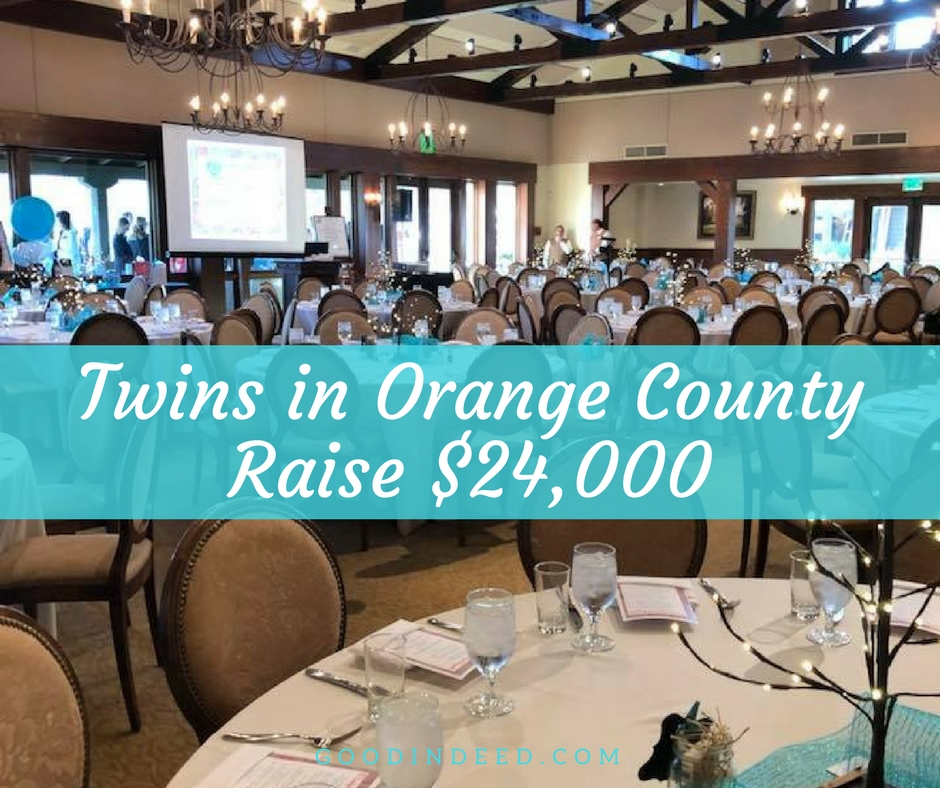 Twin Sisters Raise $24000 with Queen of Hearts Foundation for Ovarian Cancer