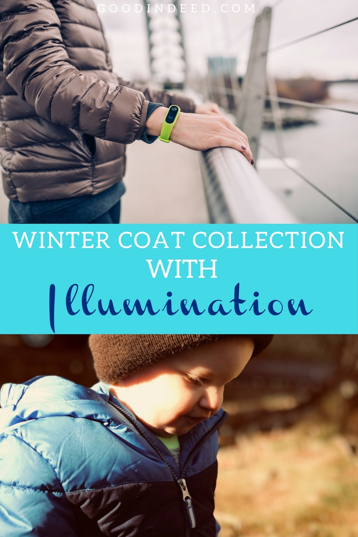 Time to put those winter coats to good use by donating during Good In Deed's Winter Coat collection drive with Illumination.