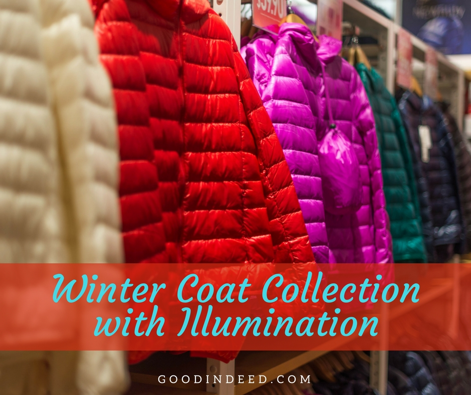 Winter Coat Collection for Illumination