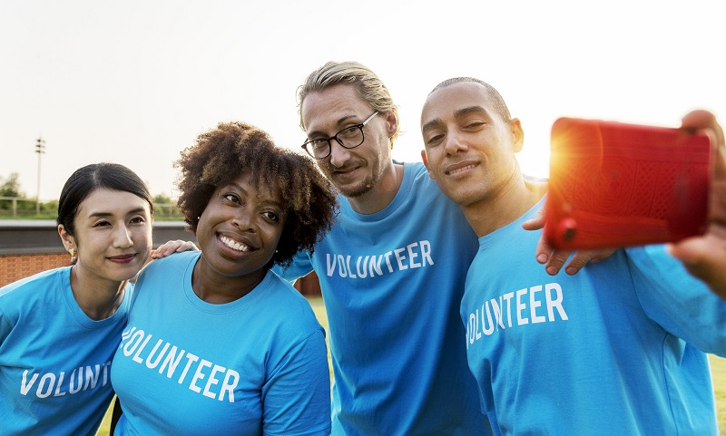 Take into consideration the many different benefits of volunteering and then get out there and volunteer in any way you possibly can.