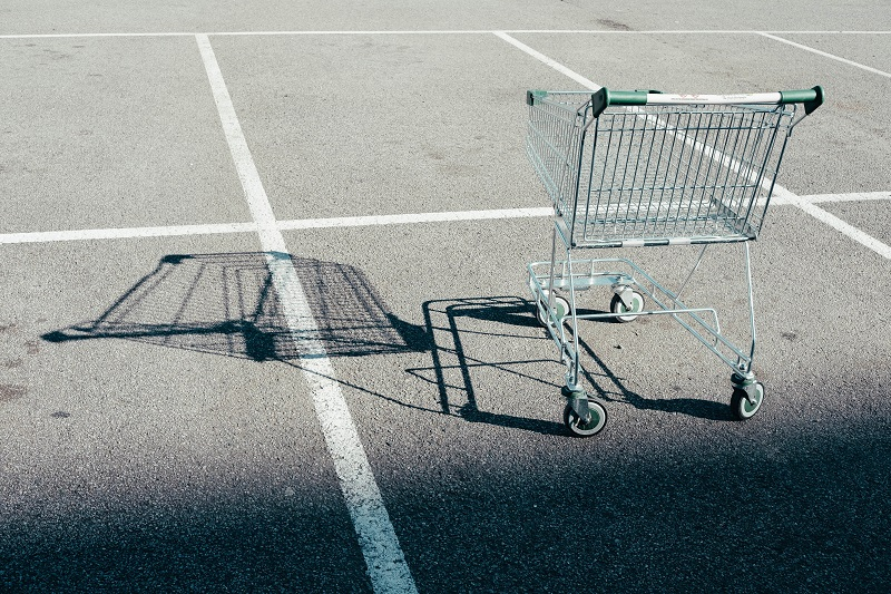 Random acts of kindness are easier than you think, in fact, you could just put shopping carts away and consider that an act of kindness.