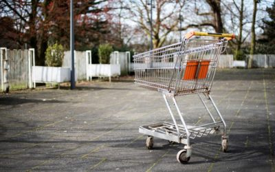 Good Deed of the Month: Put Shopping Carts Away