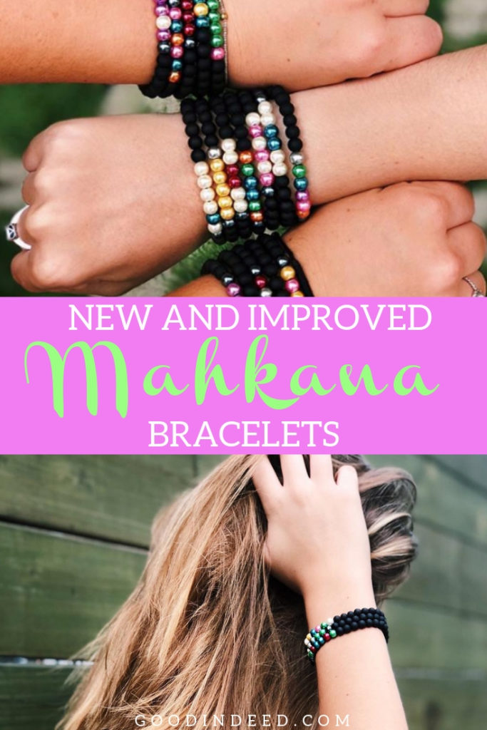 Find out what makes the new and improved Mahkana bracelets even better before giving back and getting something stylish in return.