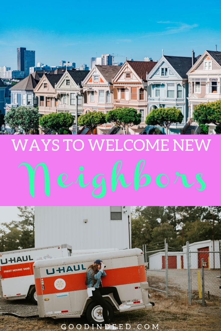 Once you've found a few ways to welcome new neighbors to your community you can start making people feel noticed in the best way possible.