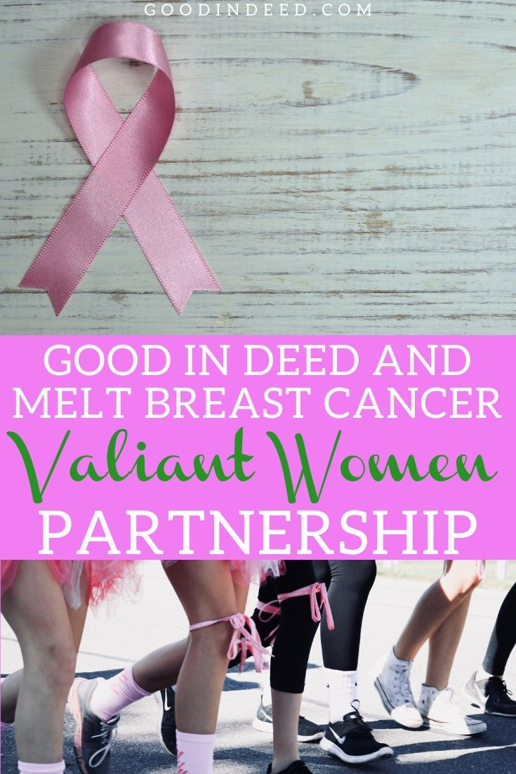Good In Deed and Melt teamed up to aid the Valiant Women of Mission Hospital as well and gave away much more with the help of the community.