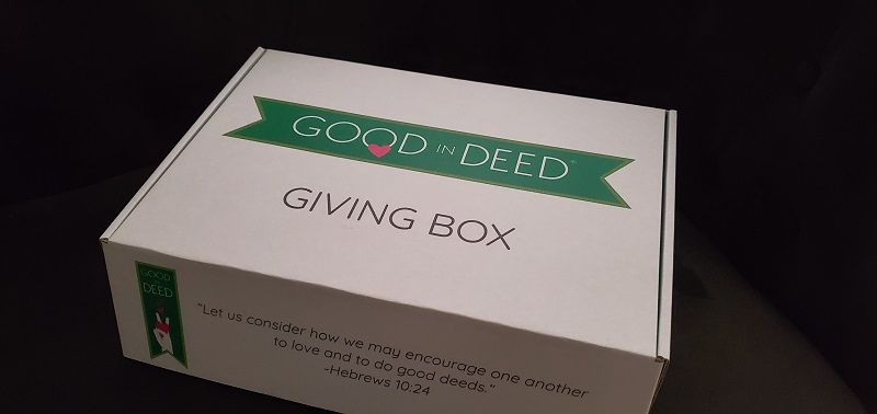 You can throw as many build a box parties as you'd like with a little help from the Giving Boxes that we can provide you with.