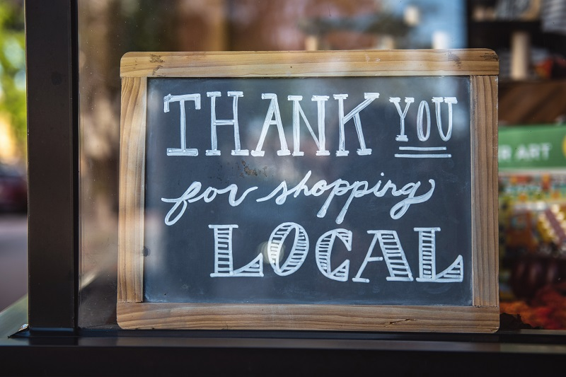Support Local Business as a Good Deed