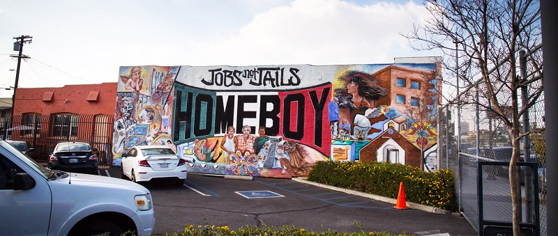 Homeboy Industries Merchandise Wall Art
