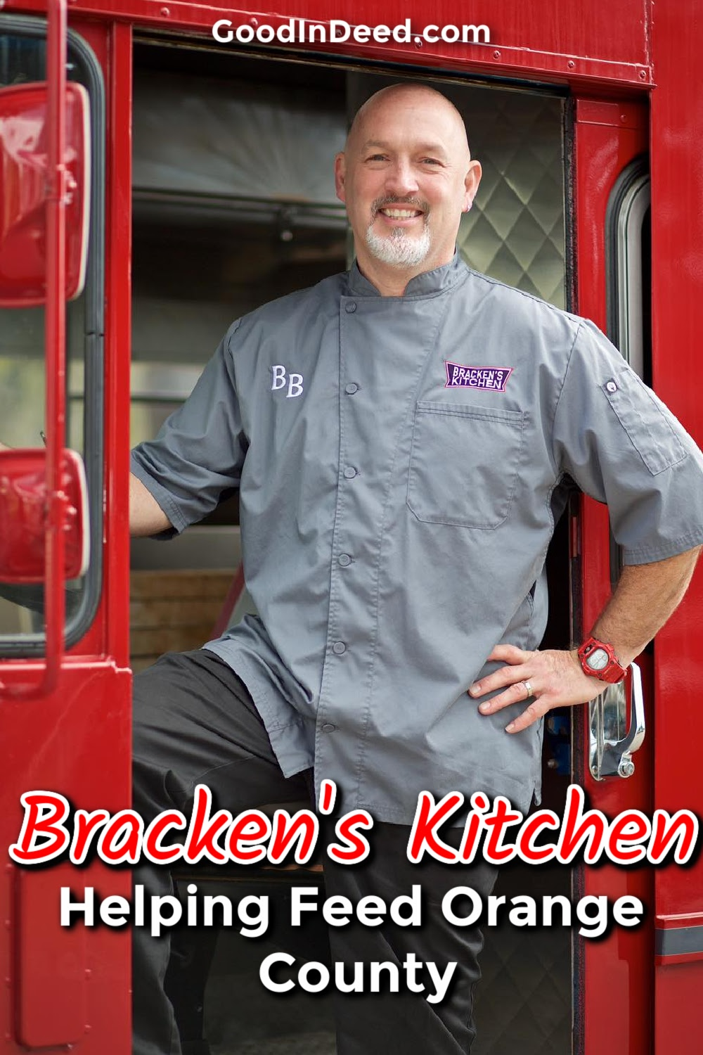Bracken's Kitchen is making waves with their innovative way of helping those in need of a healthy meal get it without even having to travel far.