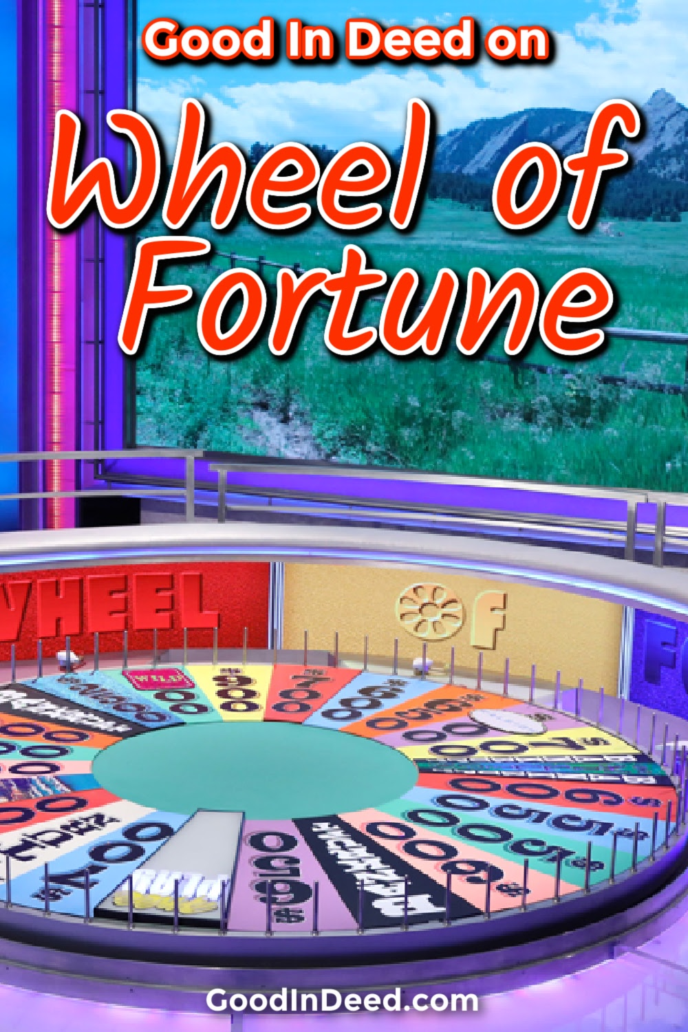 Good In Deed on Wheel of Fortune will air soon, but this is so much more than just a game show that Good In Deed has been on.