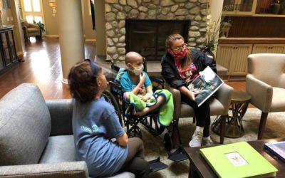 Ronald McDonald House Family Room Volunteer Tips
