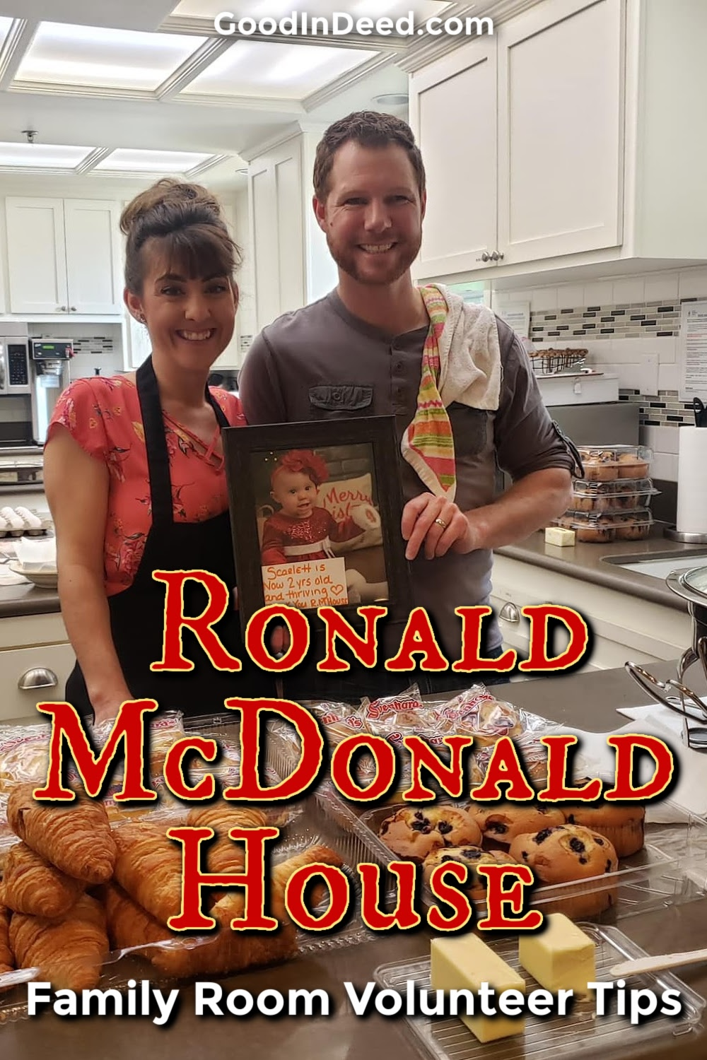Put Ronald McDonald House Family Room volunteer tips to good use for your local community in Mission Viejo and Orange.
