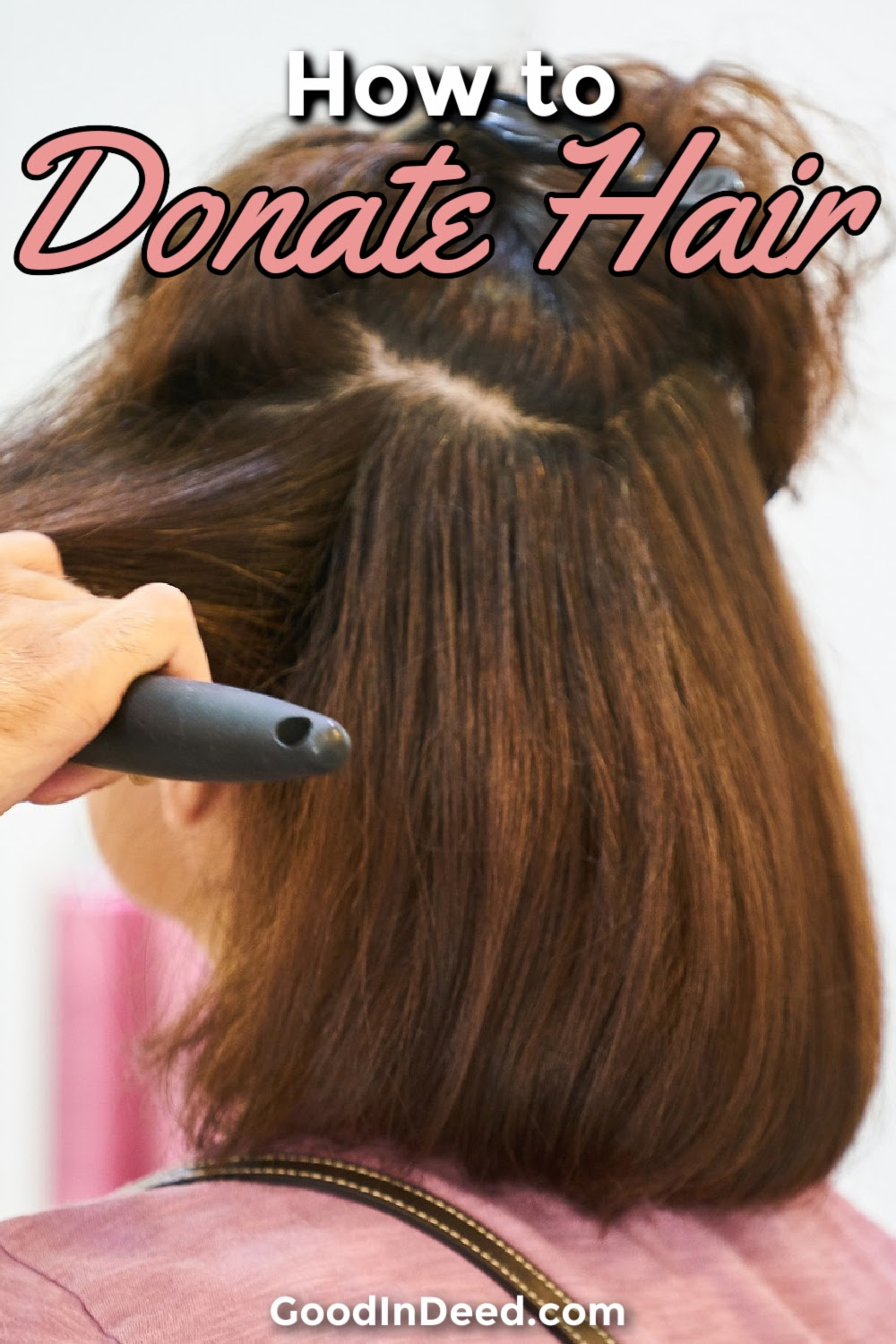 Finding ways to donate hair can be a small thing you do next time you get a haircut that would change everything for someone in need.