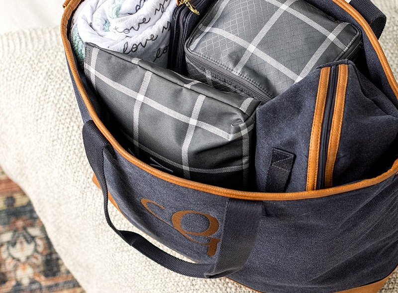 Thirty-One Gifts for Good a Travel Tote for Men Filled with Smaller Travel Bags