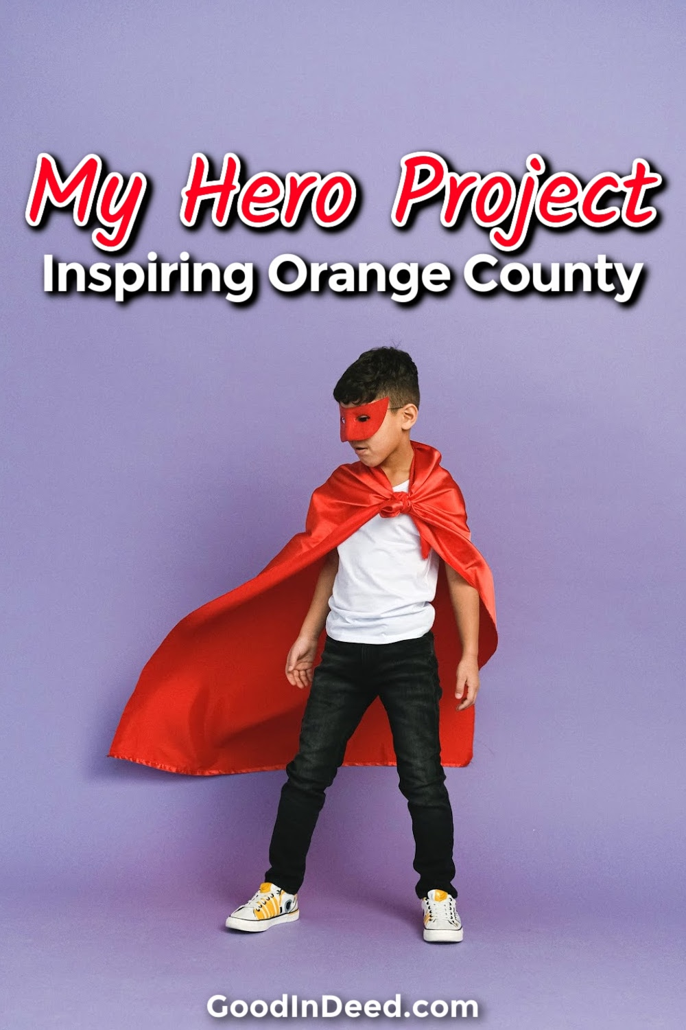 My Hero Project is an educational charity that shines a light on the real-life heroes of the past, present, and future.