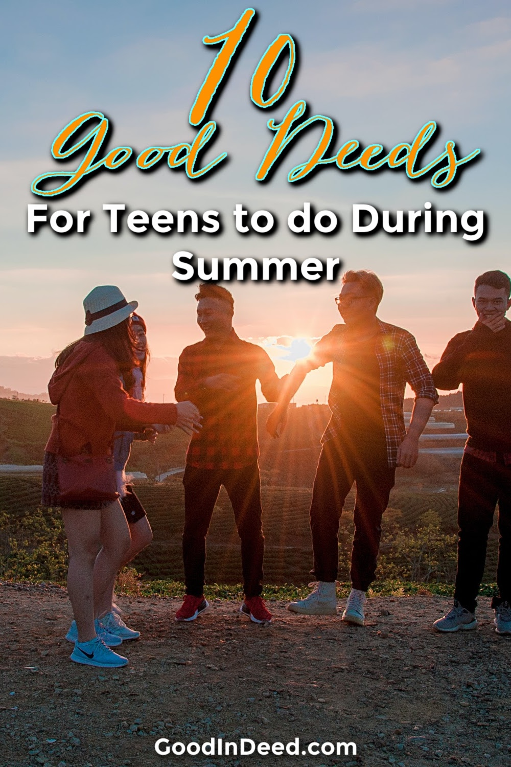 The best good deeds for teens to do during summer are also the best opportunities to grow and learn while making a difference.