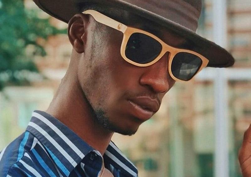 Man Wearing Wearpanda Sunglasses Outdoors