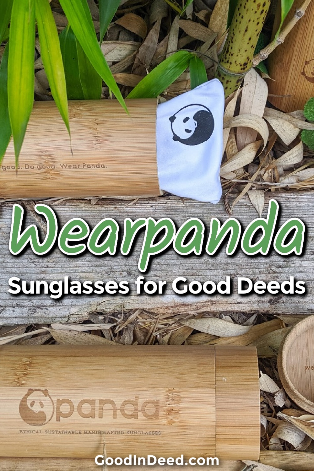 Wearpanda sunglasses are capable of doing more than just protecting your eyes from the harmful rays of sunlight.